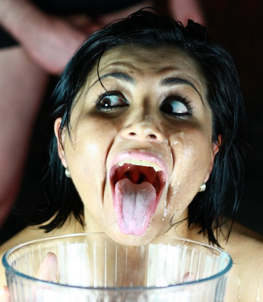 Oral deepthroat movies